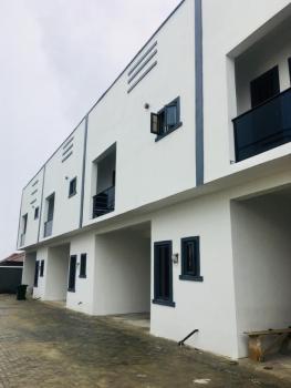 Brilliant 4 Bedroom Terrace Duplex, Orchid Hotel Road, Chevy View Estate, Lekki, Lagos, Terraced Duplex for Rent