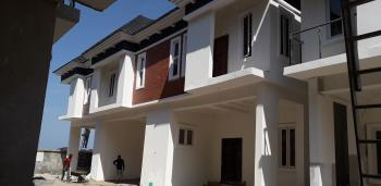 New Well Finished Luxury 4 Bedroom Terrace Duplexes All Rooms En Suite, Romax Mini Estate, Chevron Alternative Road, Lekki Expressway, Lekki, Lagos, Terraced Duplex for Sale