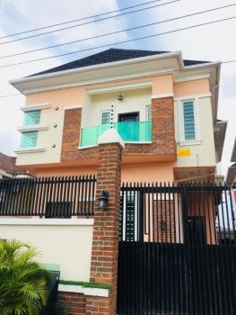 Homely 4 Bedroom Detached Duplex with Bq, -, Osapa, Lekki, Lagos, Detached Duplex for Rent