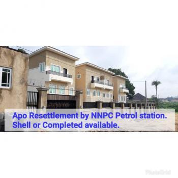 Prime 4 Bedroom Terrace Duplex, By Shoprite., Apo, Abuja, Terraced Duplex for Sale