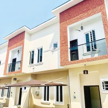 Luxurious 4 Bedroom Terrace Duplex, Orchid Hotel Road, Lafiaji, Lekki, Lagos, Terraced Duplex for Rent