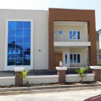 5 Bedroom Fully Detached Duplex with Topnotch Finishing, Ikota Villa Estate, Lekki, Lagos, Semi-detached Duplex for Sale