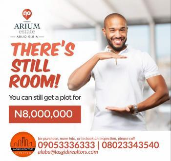 Land for Sale at Arium Estate Lekki, Abijo Gra Beside Nixon Town Ii Off Lekki Epe Expressway, Abijo, Lekki, Lagos, Residential Land for Sale