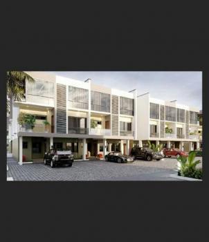 3 Bedroom Deluxe Terrace, Katampe (main), Katampe, Abuja, Terraced Duplex for Sale