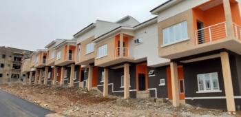 4 Bedroom Premium Terrace, Life Camp, Gwarinpa, Abuja, Terraced Duplex for Sale