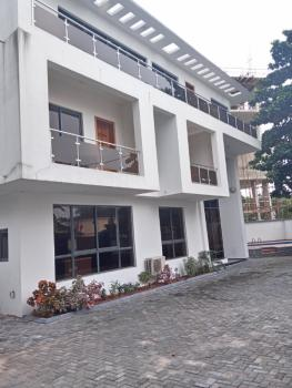 Newly Built and Well Finished 5 Bedroom Detached Duplex with a Room Bq,fitted Kitchen,swimming Pool,etc., Off Bourdillon, Old Ikoyi, Ikoyi, Lagos, Detached Duplex for Rent
