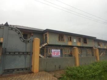 Excellent 3 Bedroom Flat  Code-iode, Oregu Road, Off Oke-owa, Ijebu Ode, Ogun, Flat for Rent
