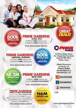 Dry Land, Orimedu, Ibeju Lekki, Lagos, Mixed-use Land for Sale