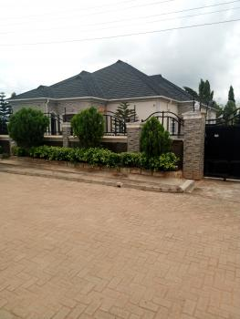 Luxury 4 Bedroom Flat with Excellent Furnishings, Army Post Housing Estate, Kurudu, Abuja, Flat for Sale