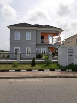 Brand New, Luxury & Exquisitely Finished 5 Bedroom Fully Detached Duplex with Bq, Two Swimming Pool, Green Area, Royal Garden Estate, Vgc, Lekki, Lagos, Detached Duplex for Sale