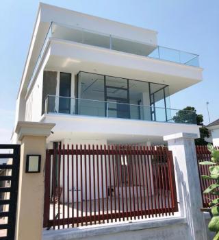 Luxury Newly Built 5 Bedroom Fully Detached Duplex, Pinnoch Beach Estate, Osapa, Lekki, Lagos, Detached Duplex for Sale