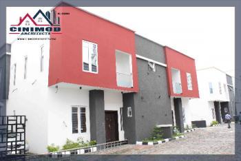 Four (4) Bedroom Duplex, Vgc, Lekki, Lagos, Semi-detached Duplex for Sale
