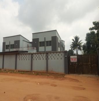 Newly Renovated Twin 6 Bedroom Duplex Code Iode, Tam Balogun Street, Ijebu Ode, Ogun, Semi-detached Duplex for Rent