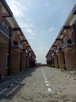 18 Units of 4 Bedroom Terraced, Chevron Drive, Chevy View Estate, Lekki, Lagos, Terraced Duplex for Sale