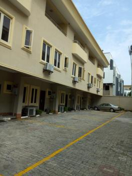 Serviced 3 Bedroom Terraced Duplex + Bq, Off Palace Way, Oniru, Victoria Island (vi), Lagos, Terraced Duplex for Rent