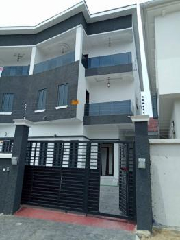 Exquisite 4 Bedrooms Duplex with Bq, Agungi, Lekki, Lagos, Detached Duplex for Sale