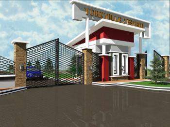 100%dry Land @yorkvilla Estate,1 Africa New Investment Hub, Close to Dangote Refinery & Power Oil ,imedu @ibeju Lekki, Ibeju Lekki, Lagos, Mixed-use Land for Sale