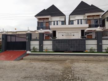 Classically Finished 5 Bedroom Fully Detached Duplex with a Domestic Quarter, Cannal West Estate, Osapa, Lekki, Lagos, Detached Duplex for Sale