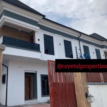 Premium Yet Affordable Semi Detached Duplex with Bq, Chevron, Chevy View Estate, Lekki, Lagos, Semi-detached Duplex for Sale