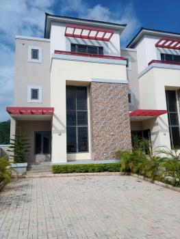 Beautifully Finished 4 Bedroom Terrace Duplex, Katampe Extension, Katampe, Abuja, Terraced Duplex for Sale