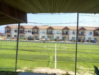 3 Bedroom Terrace Duplex with Bq with 24/7 Power, Off Orchid Hotel, Lafiaji, Lekki, Lagos, Terraced Duplex for Sale