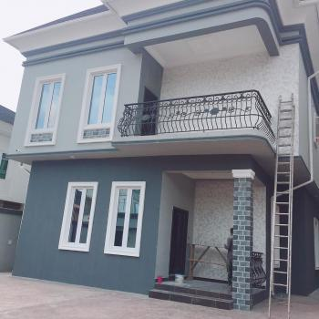 Sophisticated Newly Built 5 Bedroom Fully Detached House with Executive 2 Bedroom Flat, Phase 2 Shangisha, Gra, Magodo, Lagos, Detached Duplex for Sale