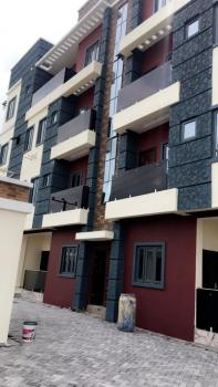 Newly Built 2 Bedroom Flat, Jibril Estate, By Blenco Supermarket, Canaan Estate, Ajah, Lagos, Flat for Rent