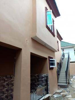4 Bedroom Duplex Two in a Compound, Off Uba Crescent, Omole Phase 2, Ikeja, Lagos, Semi-detached Duplex for Rent