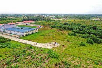 Peach Palms Sharing Boundary with Chalcedony School in Abijo Gra, 5min Away From The Novare Shoprite Sangotedo, Abijo, Lekki, Lagos, Mixed-use Land for Sale