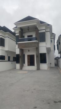 Luxury Fully Detached 2 Unit 5 Bedroom with Bq, Oral Estate, Lekki Expressway, Lekki, Lagos, Detached Duplex for Sale