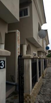 4 Bedroom Semi Duplex, Oniru, Victoria Island (vi), Lagos, Terraced Duplex for Rent