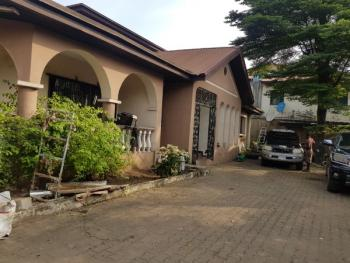 Five Bedroom Bungalow on Two Plots of Land, Crystal Estate, Ilupeju, Lagos, Detached Bungalow for Sale