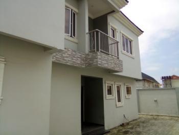 a Lovely and Comfortable 3 Bedroom Duplex, Agungi, Lekki, Lagos, Semi-detached Duplex for Rent