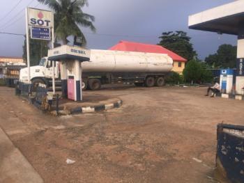 Functioning Sot  Filling Station, Ewedogbon Bus Stop, Lasu-isheri Road, Akesan, Alimosho, Lagos, Filling Station for Sale