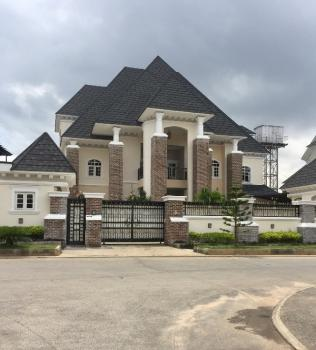 Luxury 9 Bedroom Duplex with Bq and Guest Chalet, Lake Agulu Street, Maitama District, Abuja, Detached Duplex for Rent