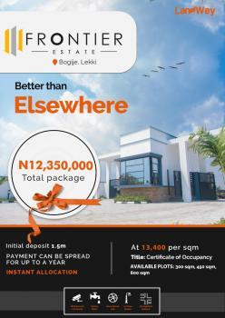100% Dry Land, Bogije Lekki, 10 Minutes Drive From Shoprite Sangotedo, Sangotedo, Ajah, Lagos, Mixed-use Land for Sale