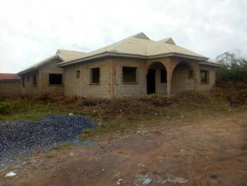Uncompleted 3 Bedroom Flat with 2 Wings of 2 Bedroom Flat at Elebu,ibadan, Ibadan, Oyo, Block of Flats for Sale