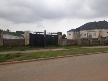 Fenced & Gated Low Density Residential Landuse with C of O ( Build and Live), Off Aliyu Modibbo Street, By Nnpc Petrol Station, Guzape District, Abuja, Residential Land for Sale