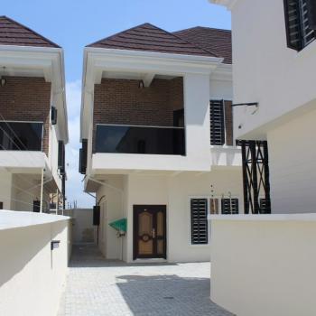 Newly Constructed 4 Bedroom Detached Duplex and a 1 Bq, Off Freedom Road, Ikate Elegushi, Lekki, Lagos, Semi-detached Duplex for Sale