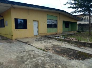 Office/commercial Bungalow, Ilaro Street Off Adeyi Bodija Ibadan, Old Bodija, Ibadan, Oyo, Office Space for Rent