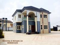 House, Akobo, Ibadan, Oyo, 4 Bedroom, 5 Toilets, 4 Baths House For Sale