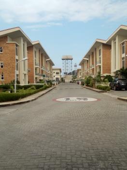 Luxurious 5 Bedroom Terrace Duplex with Swimming Pool, Gym and Children Play Ground, Metro Gardens Estate, Lekki Phase 1, Lekki, Lagos, Terraced Duplex for Rent