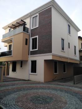 Luxury 5 Bedroom Duplex in a Service Estate, Osapa, Lekki, Lagos, Detached Duplex for Sale