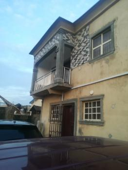 a Newly Built Luxury 2 Bedroom Flat in a Quiet and Spacious Compound with Floor Tiles and Modern Amenities and Fittings, Off Ayo Alabi Street Oke-ira, Ogba, Ikeja, Lagos, Flat for Rent