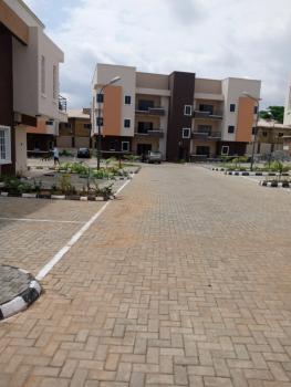 a New 4 Bedroom Terrace Duplex with a Bq in an Estate, Utako, Abuja, Terraced Duplex for Rent
