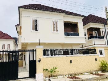 Brand New 5 Bedroom Duplex with a Room Bq, Chevron Alternative Route, Chevy View Estate, Lekki, Lagos, Detached Duplex for Rent
