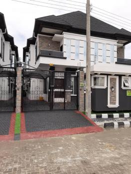 Lovely Brand New 4 Bedroom Semi-detached House, Osapa, Lekki, Lagos, Semi-detached Duplex for Sale