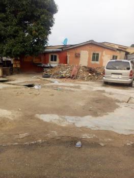 Bungalow on a Plot of Land, Masha, Surulere, Lagos, Detached Bungalow for Sale