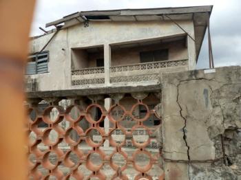 Block of 3 Bedroom Flat, Oduduwa Street,  Car Wash Bus Stop ,  Oworonshoki, Ifako, Gbagada, Lagos, Block of Flats for Sale