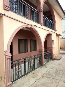 Lovely New 3 Bedroom Upstairs and Downstairs, Onimaba Estate, Igando, Ikotun, Lagos, Flat for Rent